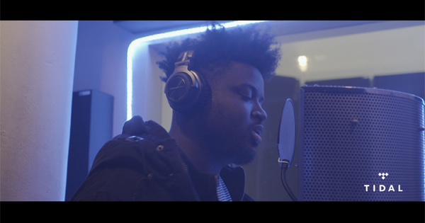 """Sylvan LaCue Spits a Reflective Freestyle on Ep. 16 of DJBooth & TIDAL's """"Bless The Booth"""": Watch"""