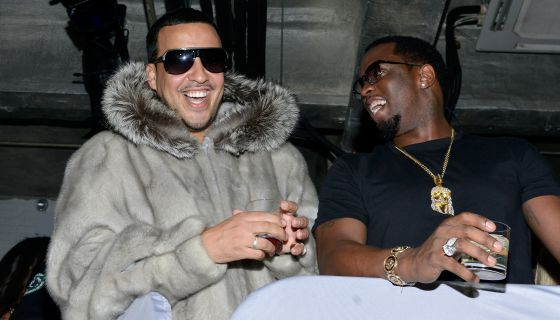 "Puff Explains The Magic Behind The Infamous ""Diddy Crop"""