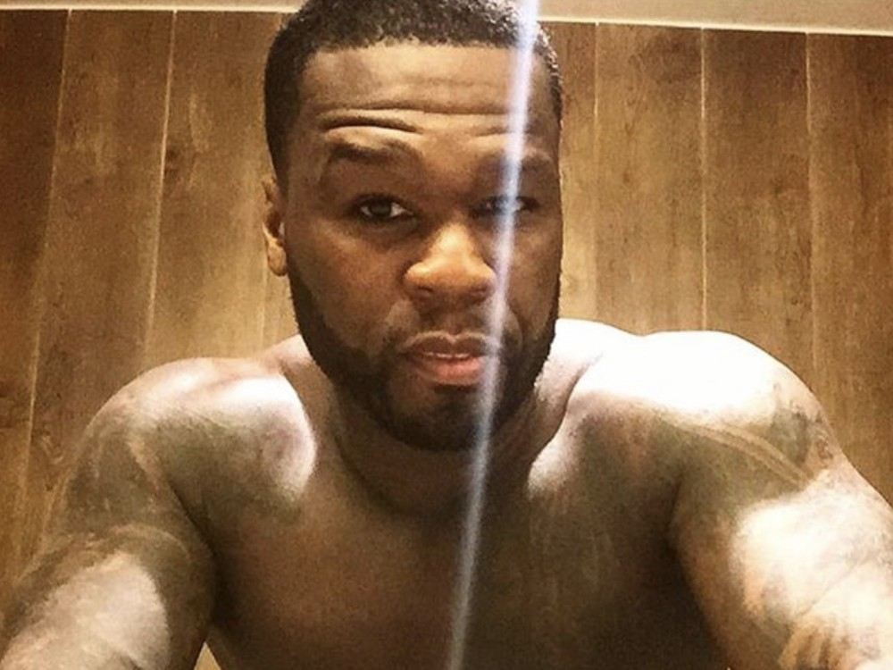 """50 Cent Reveals He Has 6 Weeks To Get Cut: """"I'm Back In The Gym"""" –"""