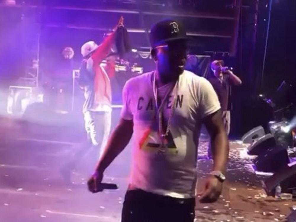 "50 Cent, Tony Yayo & Uncle Murda Shut It Down Under, Invade Iggy Azalea's Neck Of The Woods: ""They Know My Black A** Overseas"" –"