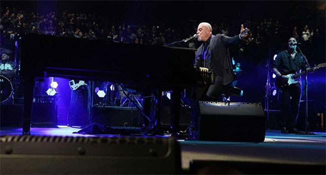 Billy Joel sells one millionth ticket to MSG residency  
