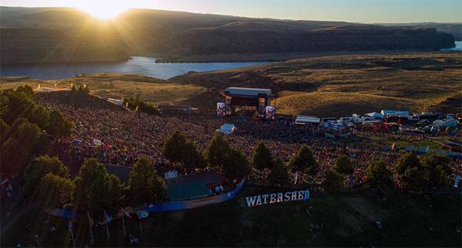 Blake Shelton, Brantley Gilbert lined up for 2018 Watershed Festival |