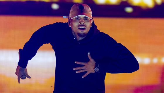 Chris Brown Suggests A Super Tour Featuring Him, Beyonce, Rihanna and Bruno Mars