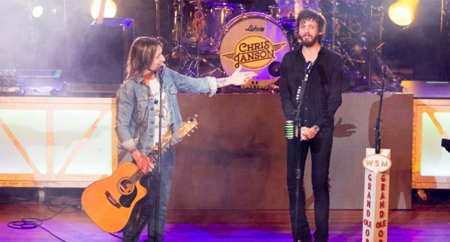 Chris Janson invited to join Grand Ole Opry  