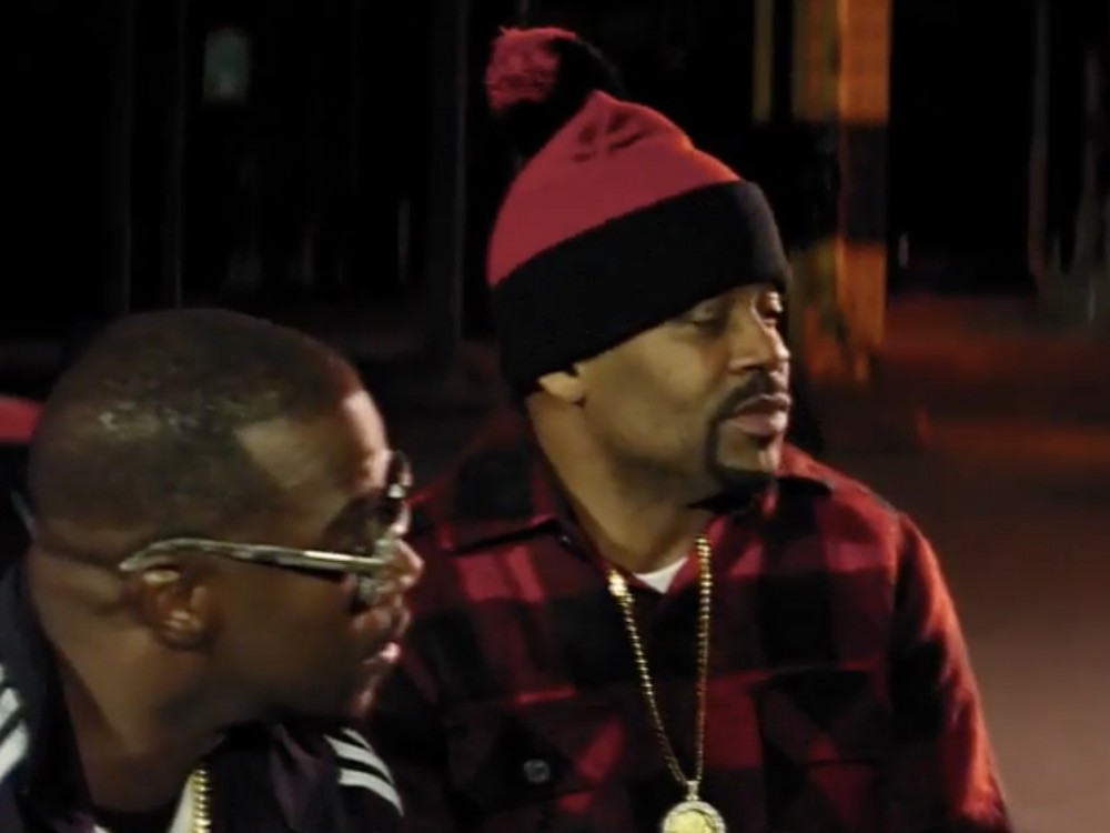 "Dame Dash Busts Out The Lumberjack & Hat To Match In New Honor Up ""Primo Intro"" Teaser Clip –"
