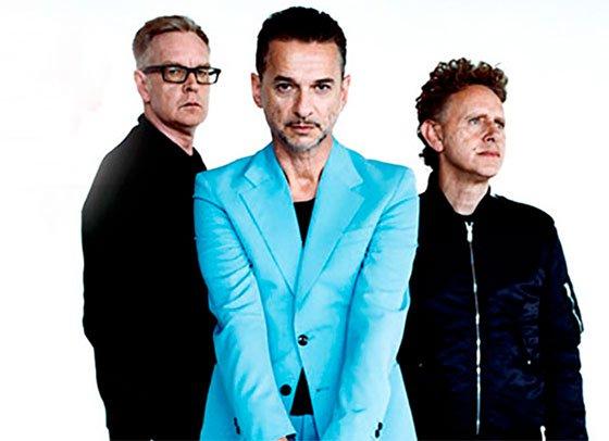 """Depeche Mode Announce Final Leg of """"Global Spirit Tour"""""""