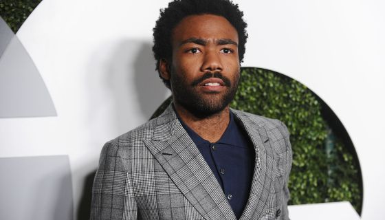 Donald Glover's Fur Coat Was The Real MVP Of The 'Solo' Trailer