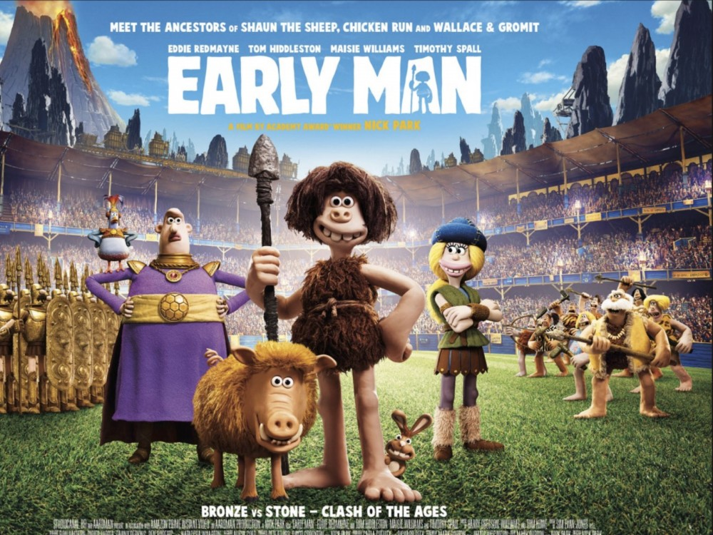 "Early Man: ""Scoop Up The Family & Check This One Out"" [Grab Your NY, LA, CHI & More Tix Now!] –"