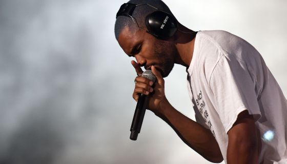 Frank Ocean Will Make You Want To Relive Valentine's Day With New 'Moon River'