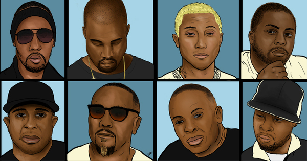 GOAT: The 8 Greatest Hip-Hop Producers of All Time