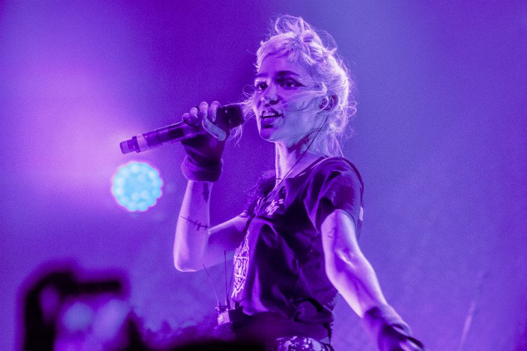 """Grimes Now Says to Not Expect a New Album Anytime Soon Because the """"Music Industry Is Trash"""""""