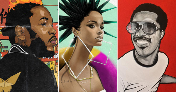 #HistoryByUs: A Virtual Portrait Series in Celebration of Black History Month