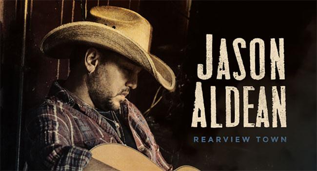 Jason Aldean shares first single from 8th studio album  