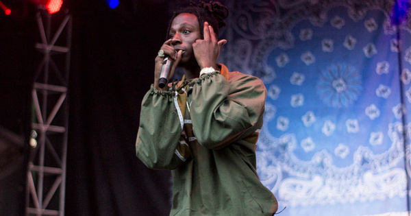 """Joey Bada$$ Finds Freedom on Prince-Inspired """"Thugz Cry"""": Listen"""