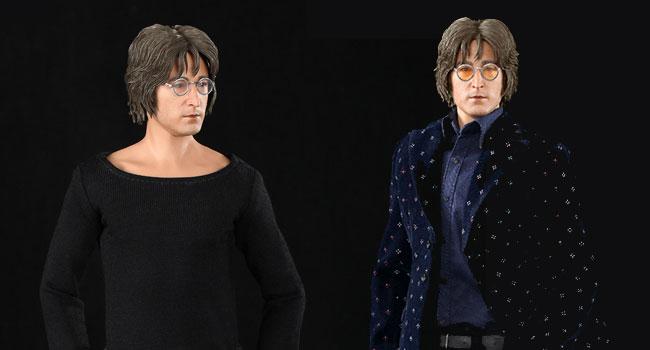 Line of John Lennon collectible figures announced  