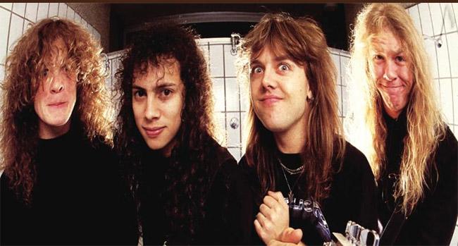 Metallica reissuing 'Garage Days Re-Revisited EP' |