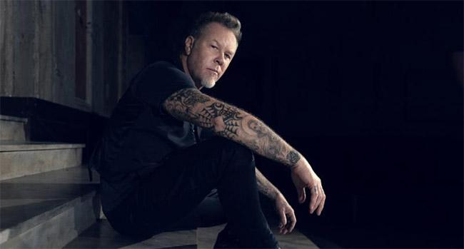 Metallica's James Hetfield joins cast of Ted Bundy thriller  