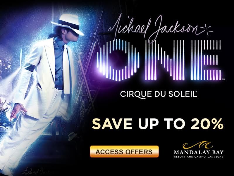 """Michael Jackson ONE by Cirque du Soleil: """"Celebrate Black Panther & The Greatest Musician Ever This Black History Month!"""" –"""