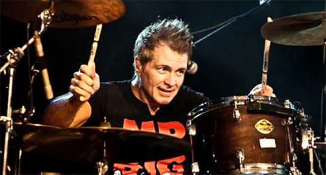 Mr Big drummer Pat Torpey dies at 64 |