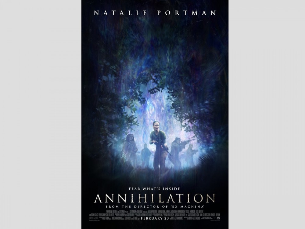 "Natalie Portman's Annihilation: ""This Film's Scenery, Acting & Overall Intellect Make It Worth The Hype To Go & See"" (Get Your Screening Passes Now!) –"