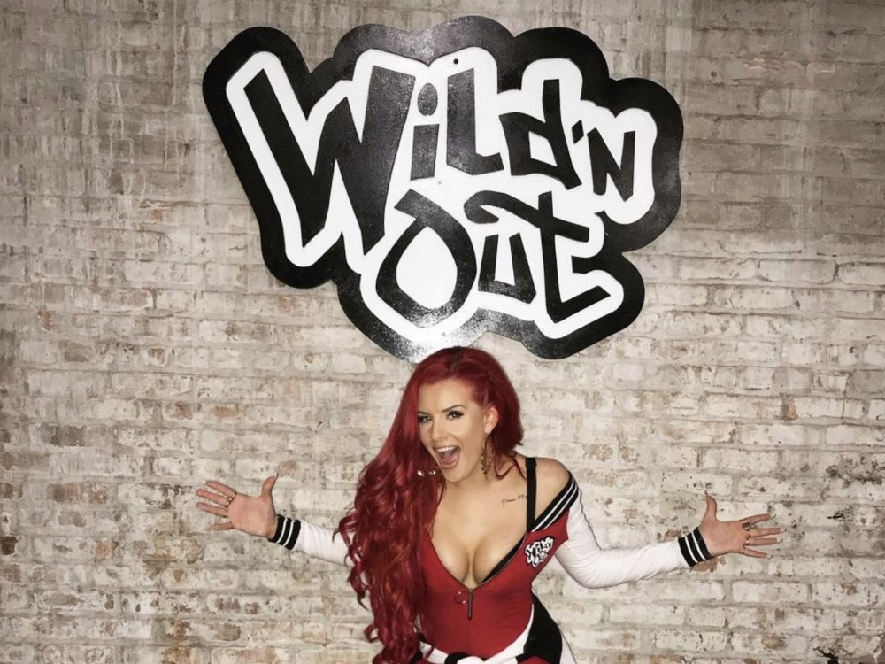 """Nick Cannon's Wild 'n Out Star Justina Valentine Wants Cardi B For V-Day: """"I'm Sure She Would Provide The Bloody Shoes – Sounds Like Schmoney!!!"""" –"""