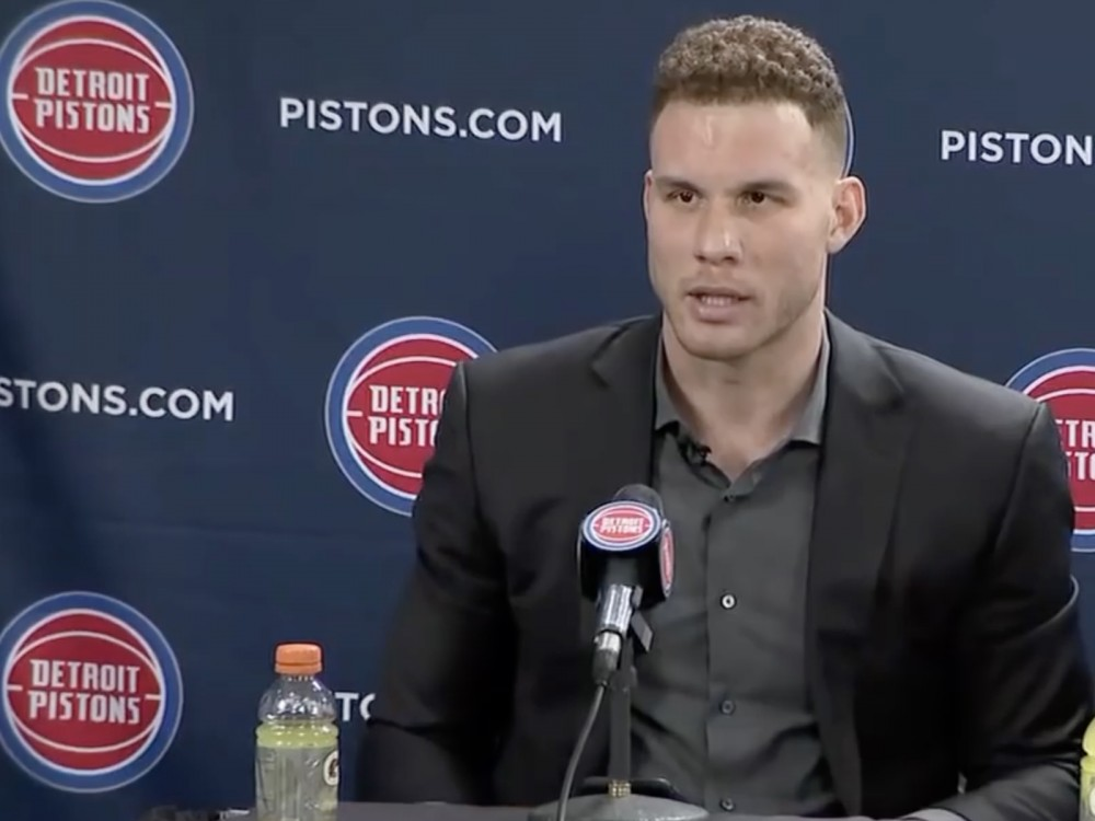 Reaction: Danny Brown's 100% Here For Blake Griffin's Detroit Pistons Trade –