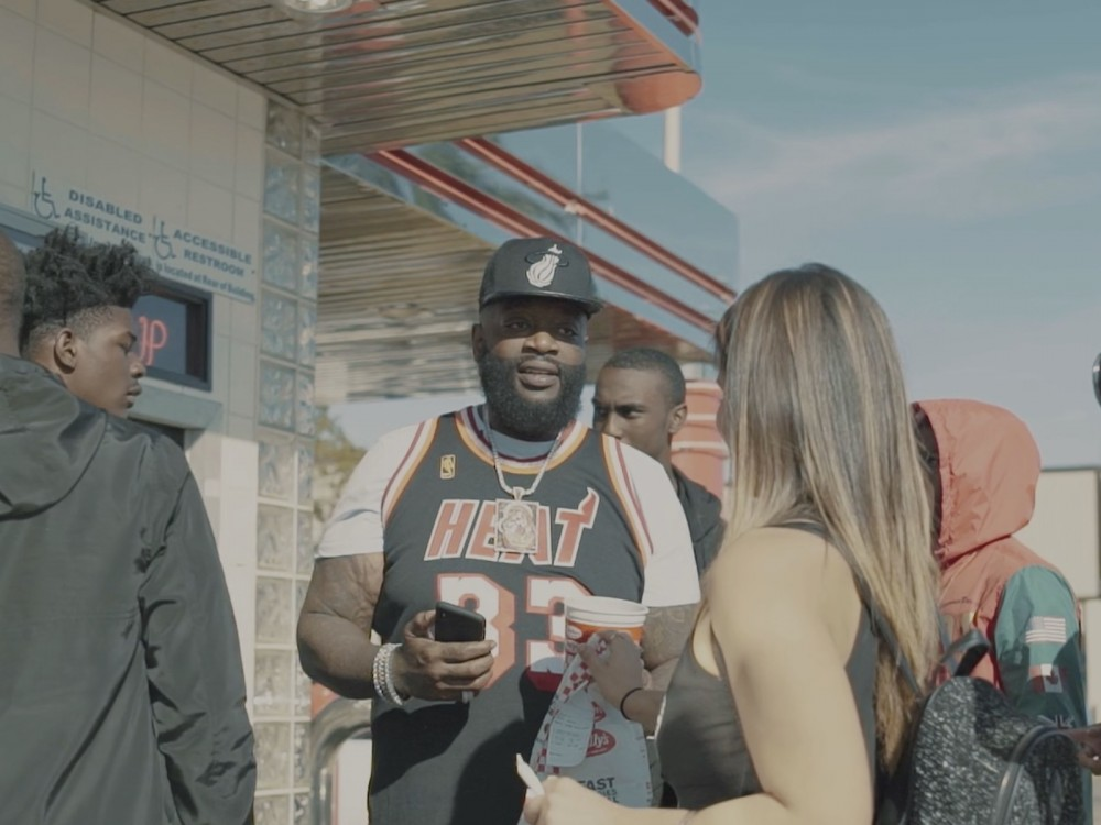 """Rick Ross Dishes On How Much It Costs To Do Checkers Biz W/ Him In TIDAL's New """"Side Hustle"""" Episode: """"You Always Wanna Keep Your Face Clean"""" –"""