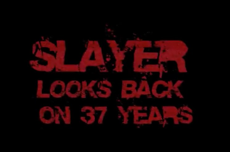 Slayer Reflect on Their Career in New Video Series