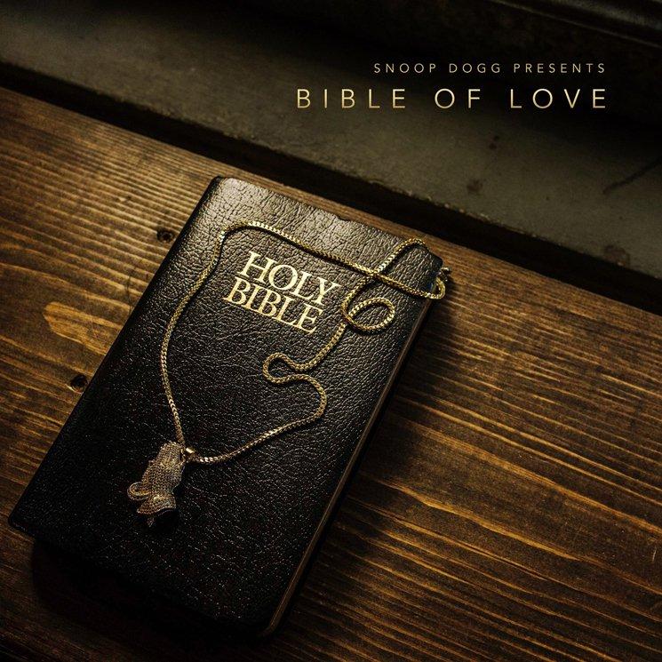 Snoop Dogg Unveils Sprawling 32-Track Gospel Album 'Bible of Love'