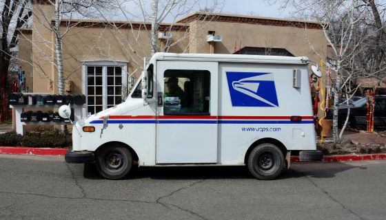 Some People Do Not Know That The Postal Service Logo Is An Eagle