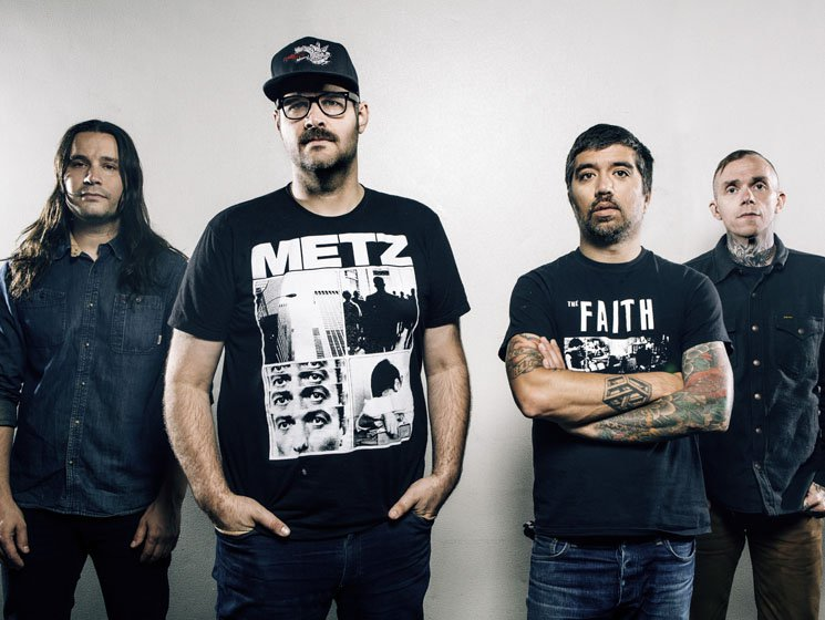 Someone Tried to Get a Selfie with Converge and Ruined an Entire Song