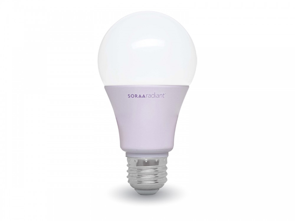 """Soraa's Healthy & Radiant Light Bulbs: """"Soraa Healthy Is The Only Zero Blue LED Light Currently Available"""" –"""