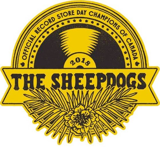 "The Sheepdogs Are Record Store Day's ""Champions of Canada"""
