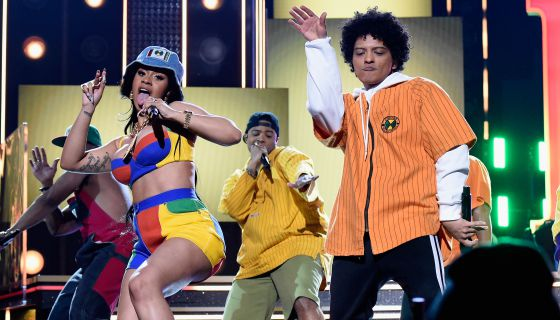 """This Is How Bruno Mars And Cardi B's """"Finesse"""" Would Sound Without The Music"""