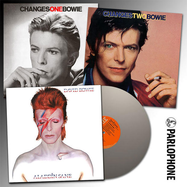 Two limited edition David Bowie vinyl reissues announced |