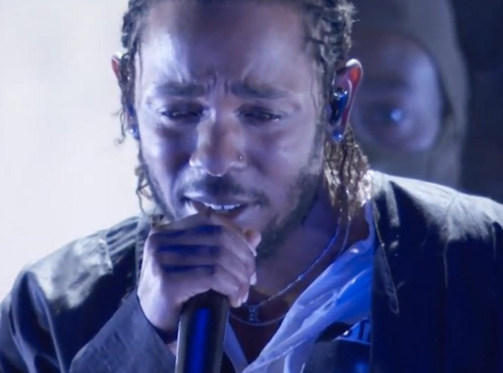 Watch Kendrick Lamar, U2 & Dave Chappelle's Live Official Grammys Performance –