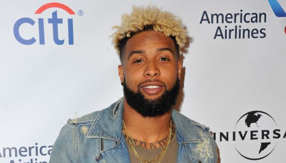 Watch Odell Beckham Jr. Nail These Family Reunion Impersonations
