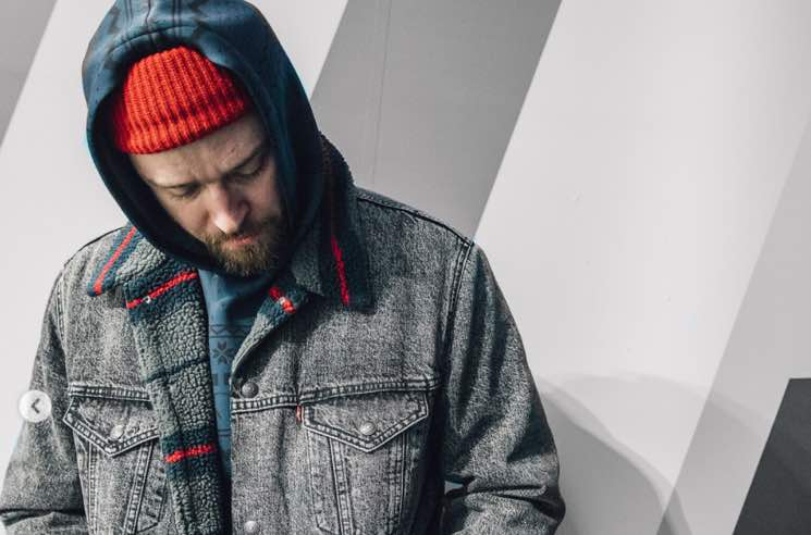 Justin Timberlake Is Selling Branded 'Man of the Woods' Flasks, Flannel and Denim Jackets