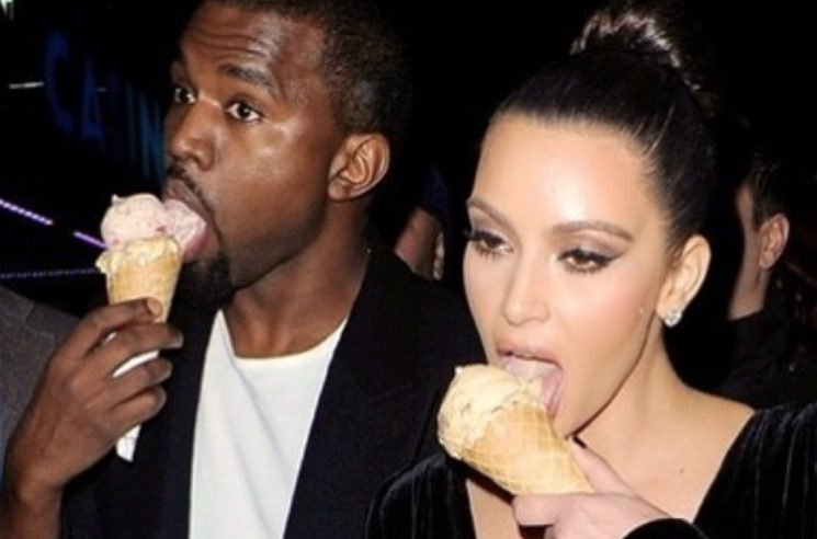 Kanye West Made a Triumphant Return to Instagram for Valentine's Day