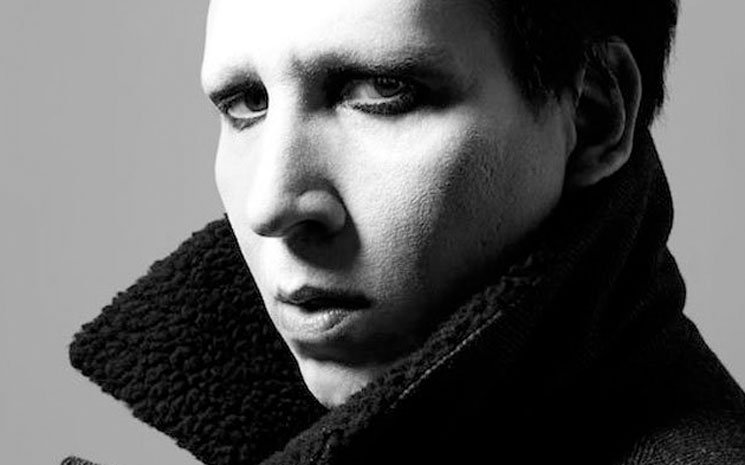 Marilyn Manson Stormed Offstage Mid-set and Fans Are Pissed