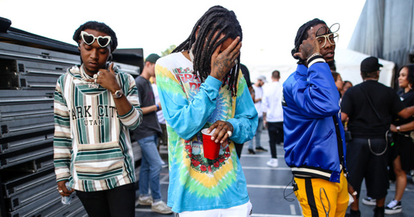 """Migos Spent No More Than """"45 Minutes"""" Per Song on 'Culture II', According to DJ Durel"""