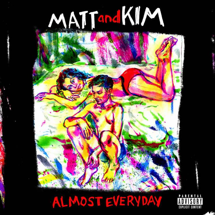 Matt & Kim Get Mark Hoppus, King Tuff, Santigold, Kevin Morby for 'Almost Everyday' LP