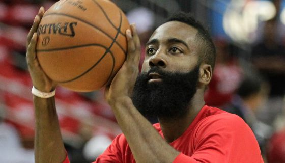 James Harden Had To Laugh After Breaking Wes Johnson's Ankles