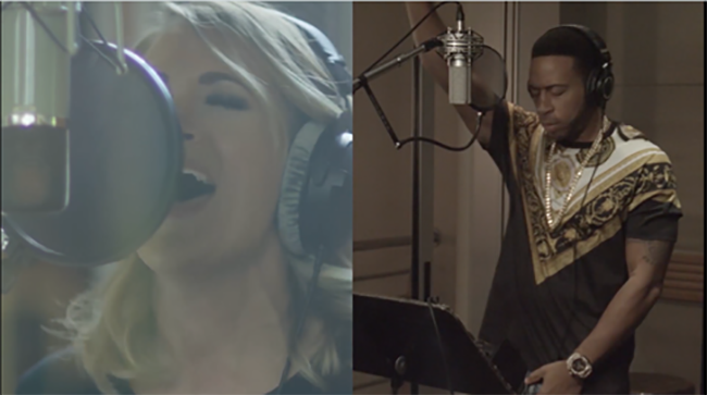 Carrie Underwood, Ludacris release 'The Champion' video  