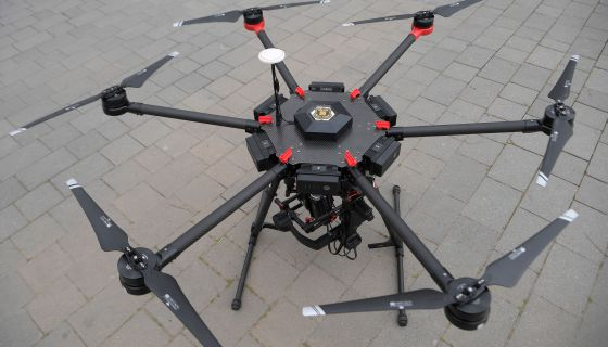 Drones: Can Carry Out Attacks And Carry Your Handbag?