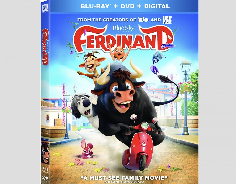 "Ferdinand On Digital HD & Blu-Ray: ""This Could Be The Segway John Cena Needs To Get To That Next Level Of Stardom"" –"