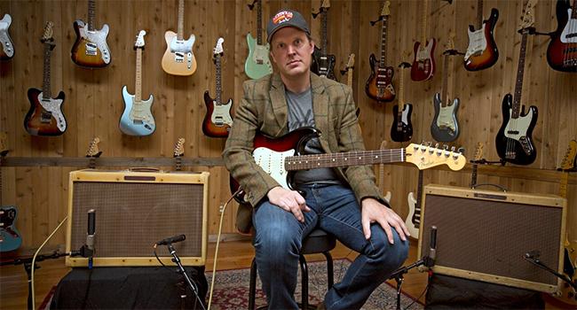 Joe Bonamassa teams with Fender for signature amplifier |