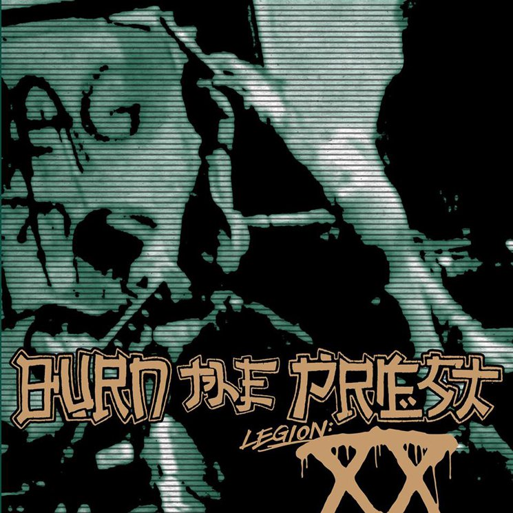 Lamb of God Ready Covers Album as Burn the Priest