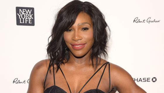 Serena Williams' Husband Bought Four Billboards To Send Her A Special Message