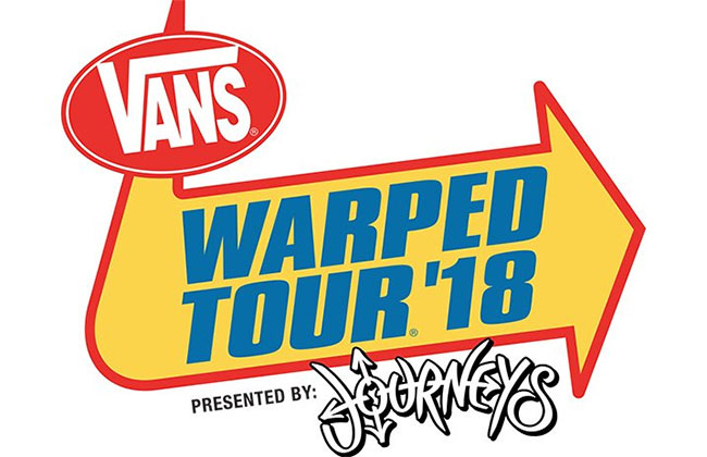 Vans Warped Tour documentary announced  